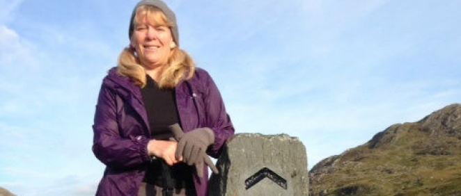 Mel takes on the 3 Peaks Challenge!