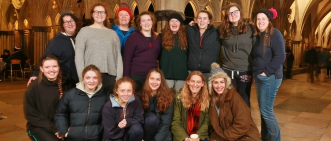 BIG Sleep Success at Salisbury Cathedral