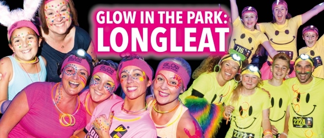 Glow In The Park Longleat