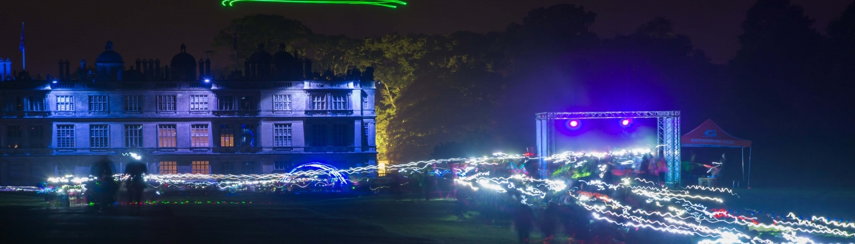Glow in the Park: Longleat