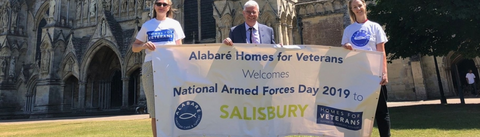 National Armed Forces Day 2019 is coming to Salisbury