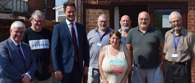 Hampshire Home for Veterans