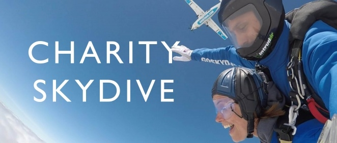 Charity Skydive