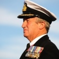 Commodore Jamie Miller CBE DL RN