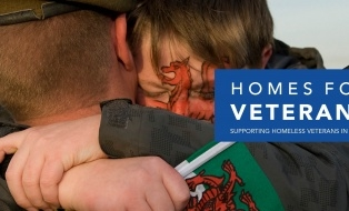 Homes for Veterans Cymru