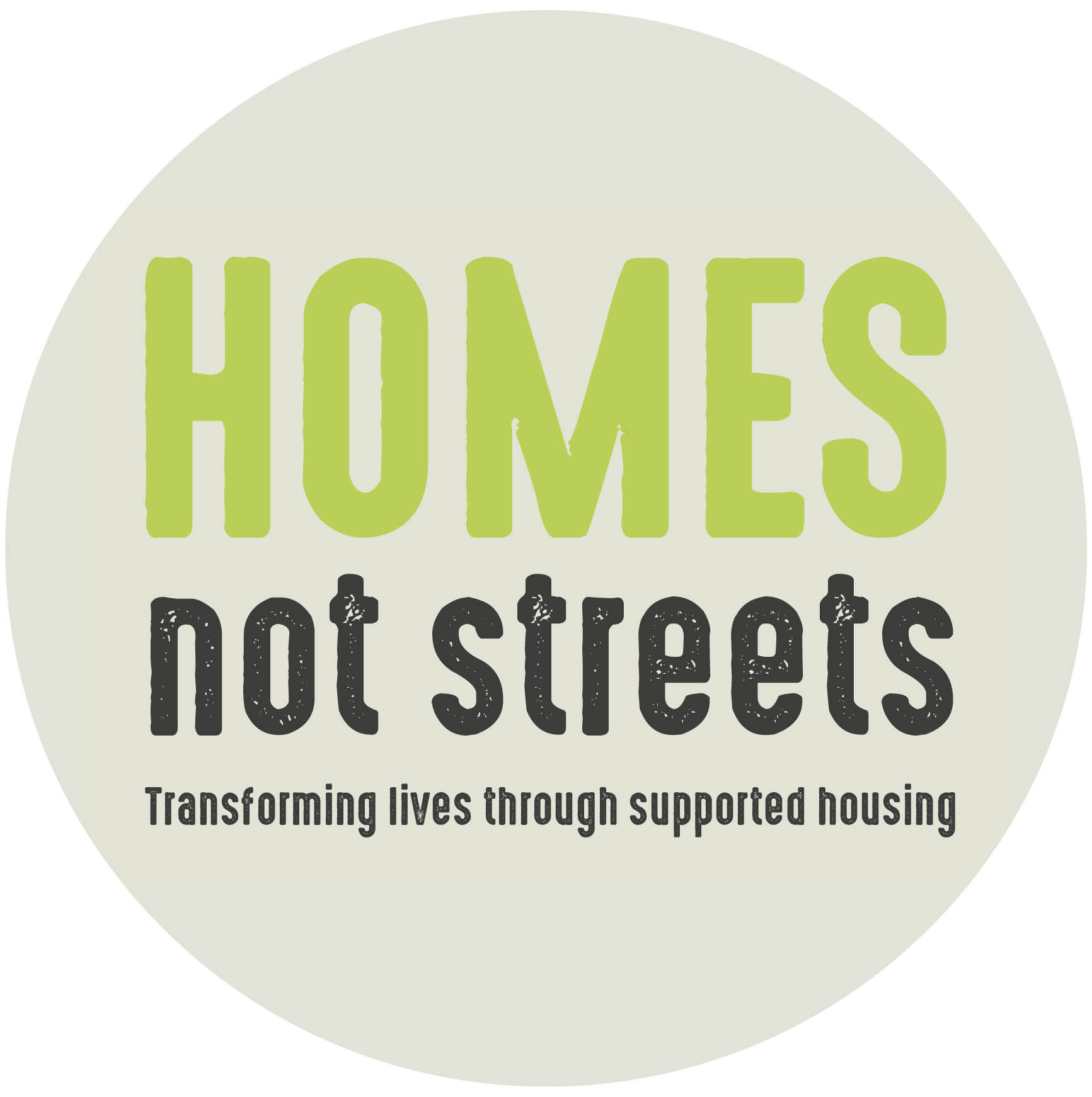 Homes Not Streets