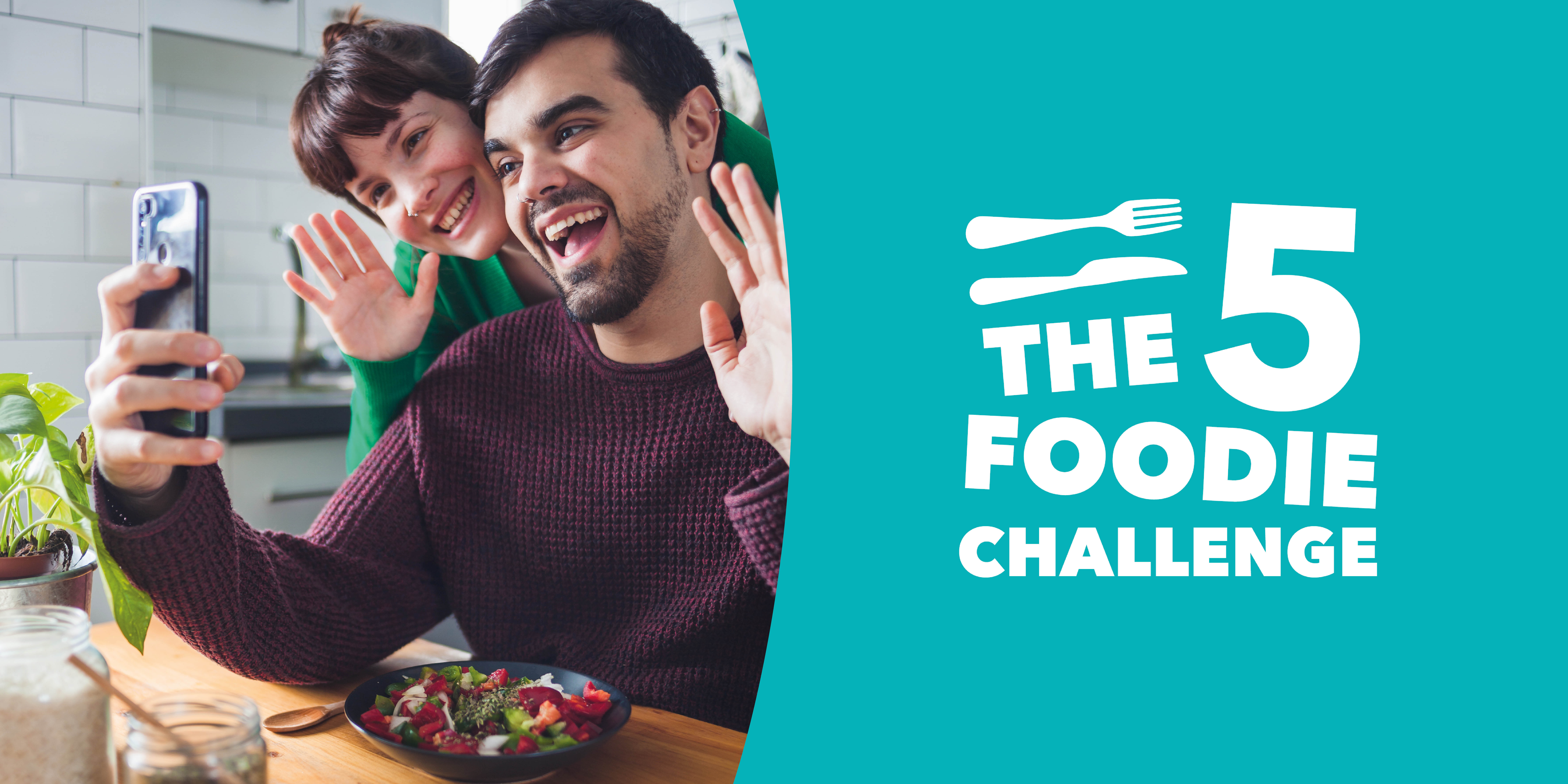 The 5 Foodie Challenge 3