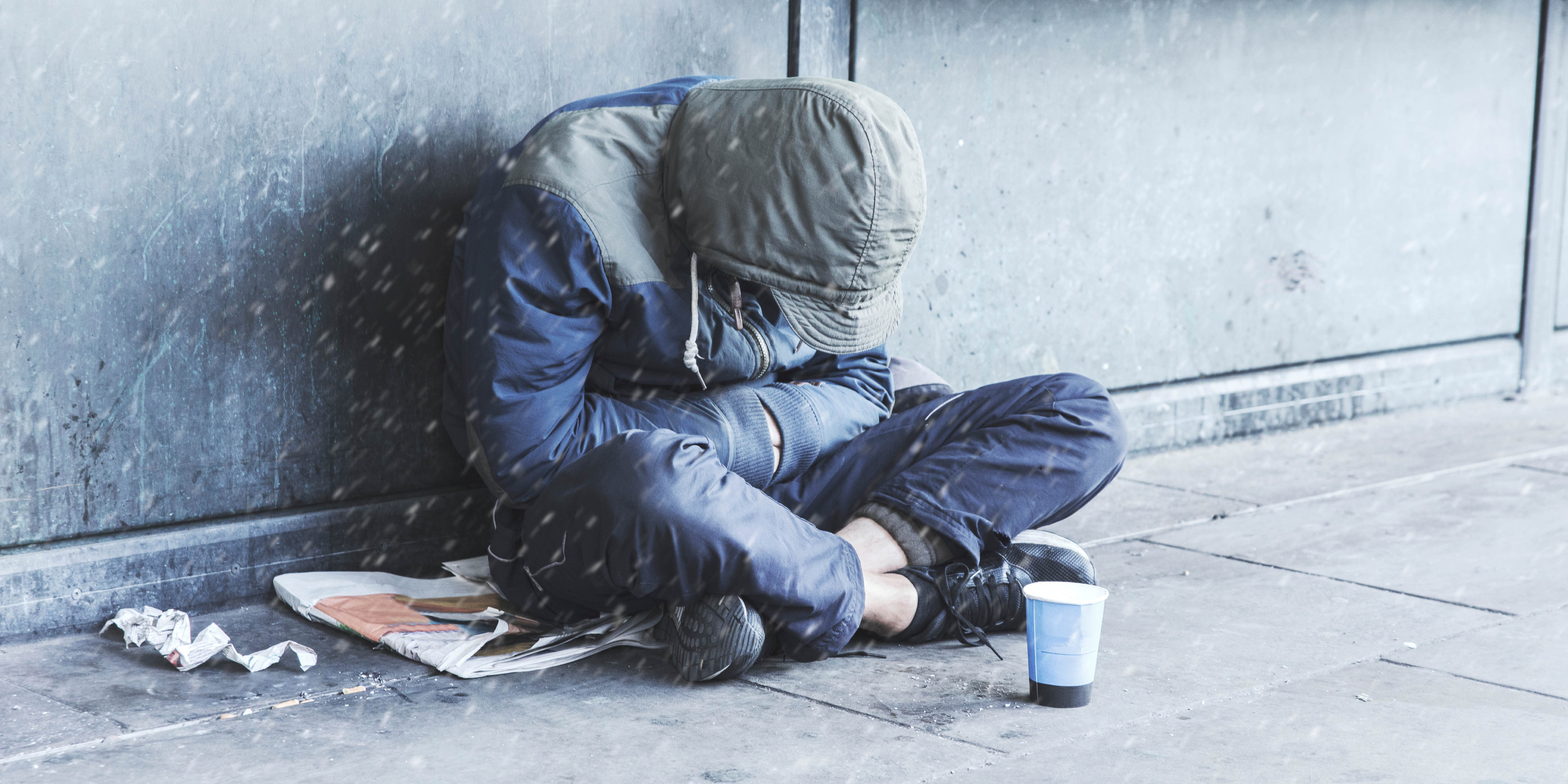 Alabare charity how to help homeless rough sleepers