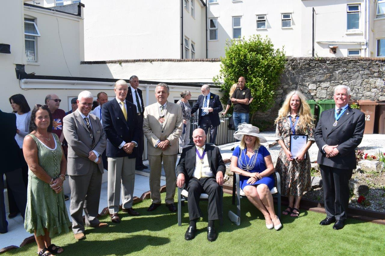 Plymouth Homes for Veterans 10 Year Celebrations