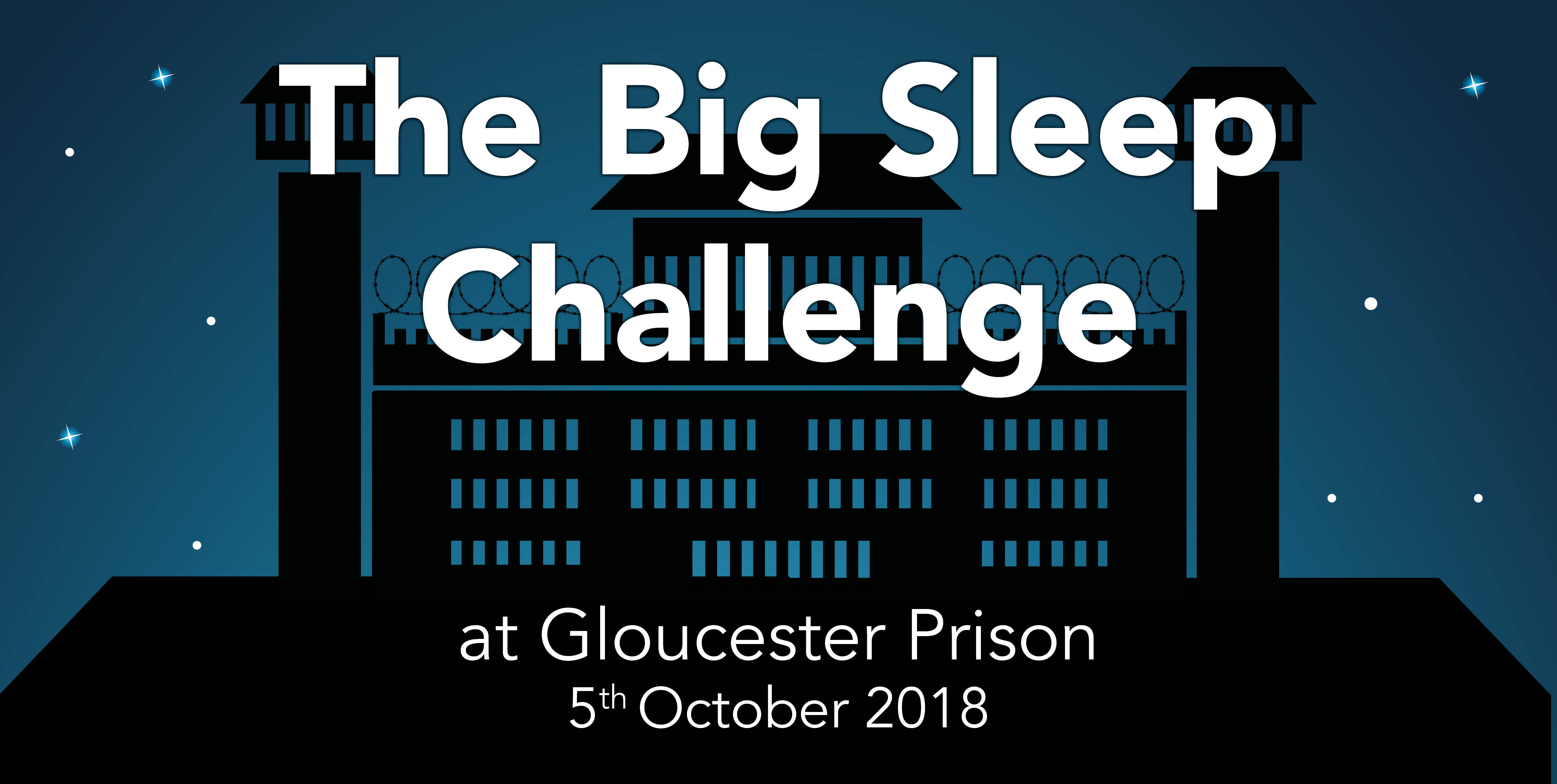 the big sleep challenge at gloucester prison alabare homes for veterans