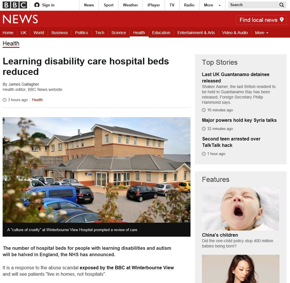 learning disability article paper Learning-disabilities~the american academy of pediatrics (aap) provides articles for parents with information about learning disabilities.