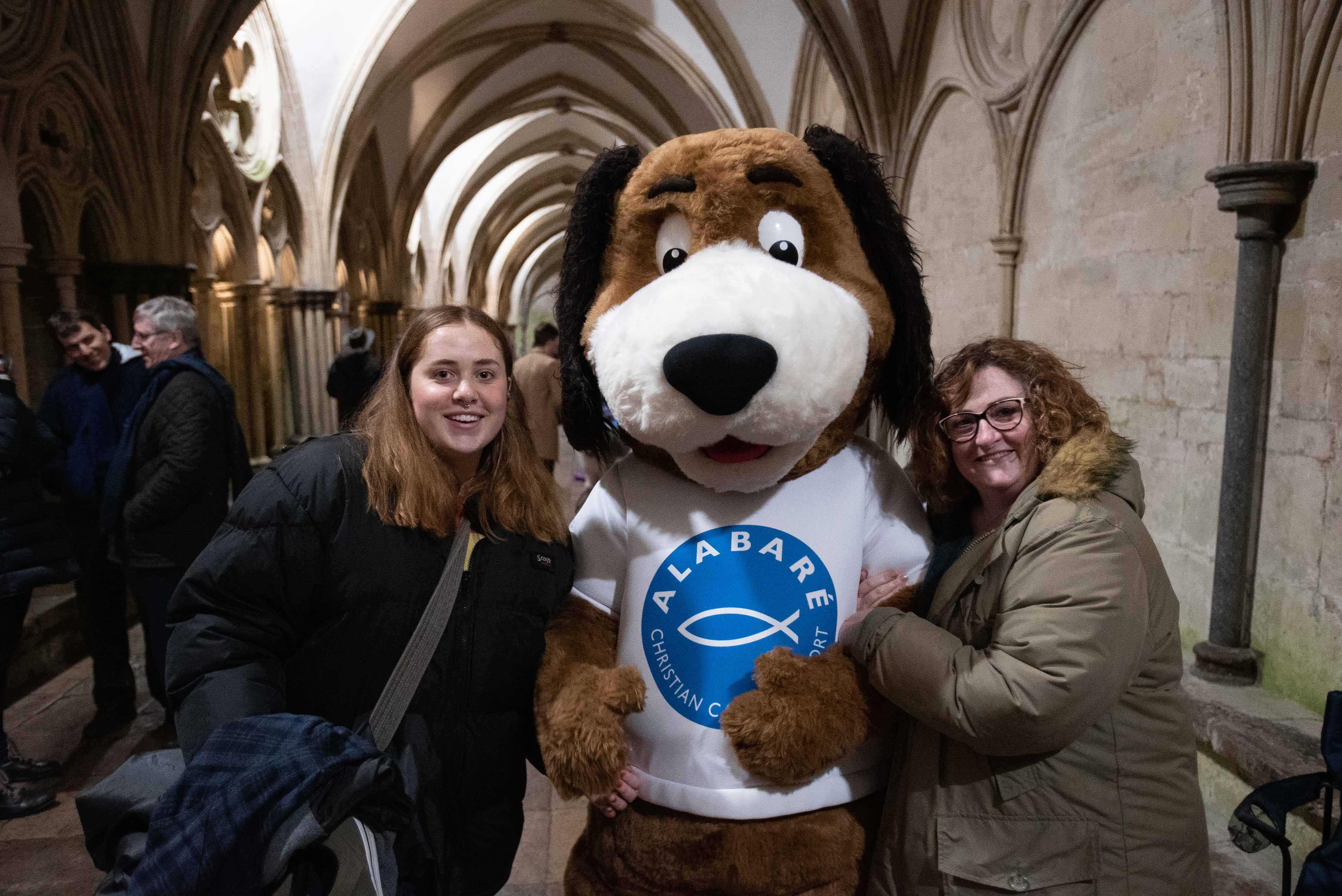 The Big Sleep at Salisbury Cathedral Alabare 2