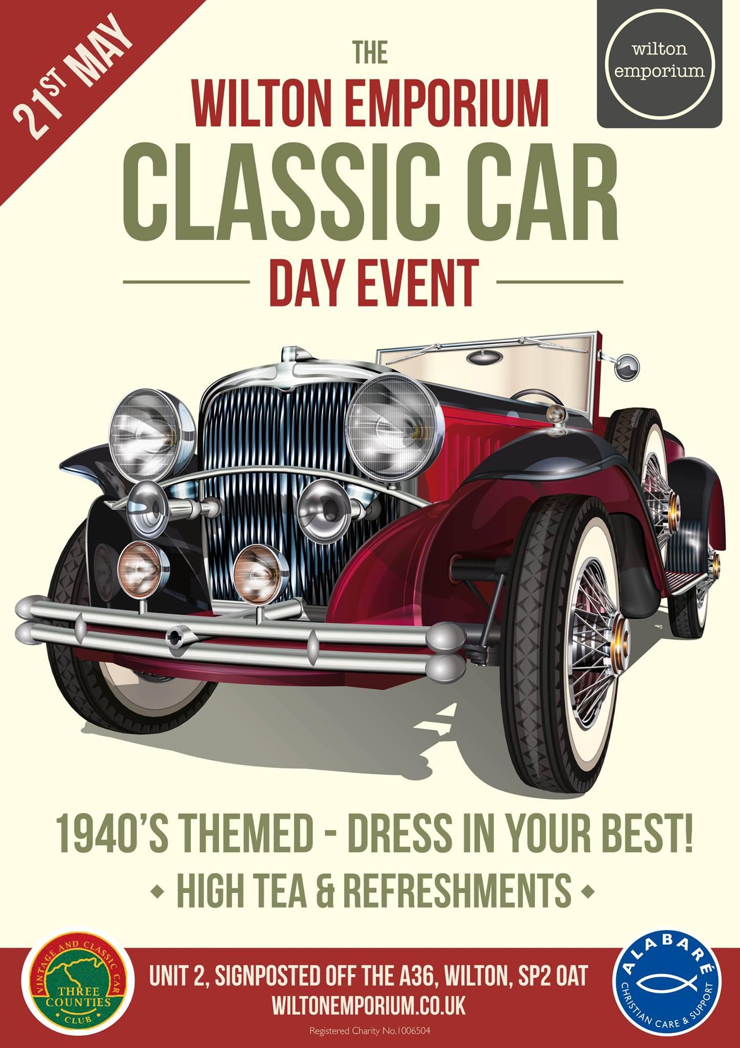 wilton emporium classic car event alabare